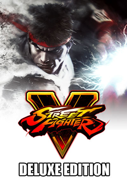 Street Fighter V. Deluxe Edition (Цифровая версия)