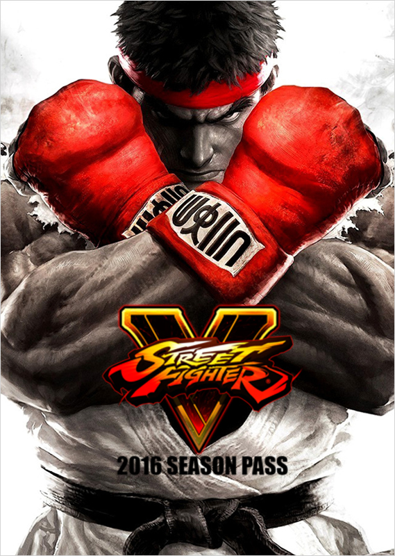 Street Fighter V. Season 1 Character Pass (Цифровая версия)