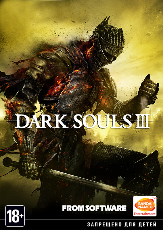 Dark Souls III [PC, Цифровая версия] (Цифровая версия) dark souls iii – the fire fades edition [xbox one]