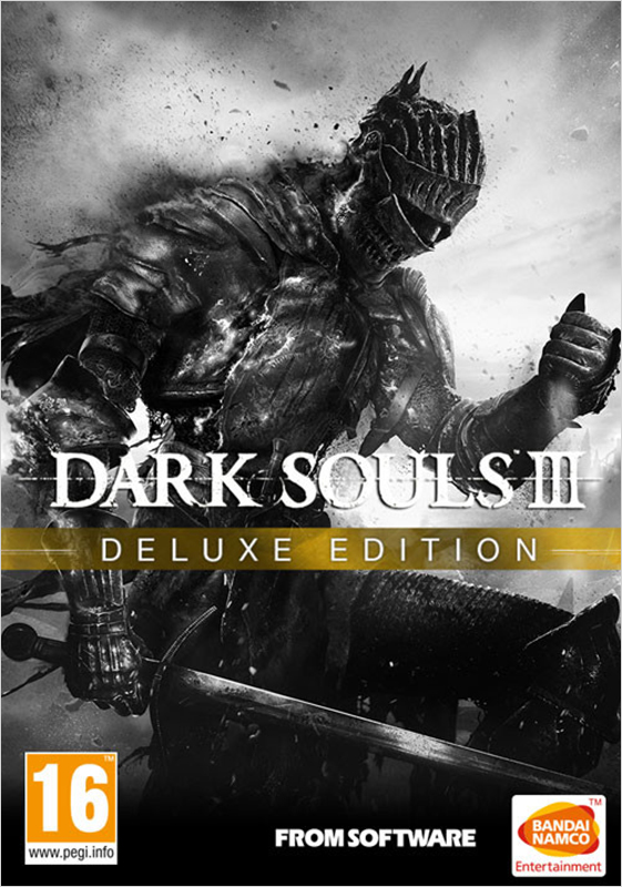 Dark Souls III. Deluxe Edition [PC, Цифровая версия] (Цифровая версия) dark souls iii – the fire fades edition [xbox one]