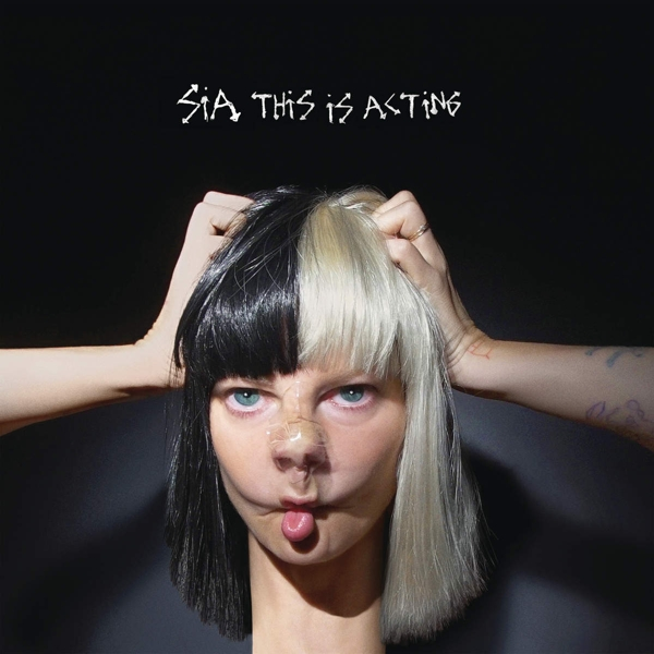 Sia: This Is Acting (CD) sia this is acting 2 lp