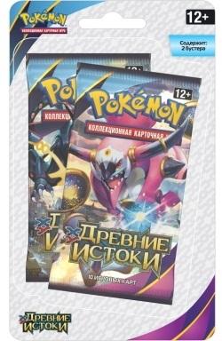 Коллекционная карточная игра Pokemon XY7. Древние истоки. БлистерПредставляем вашему вниманию Коллекционную карточную игру Pokemon XY7. Древние истоки. Блистер, в которой древние секреты превращаются в современные стратегии сражения, с абсолютно новыми картами.<br>