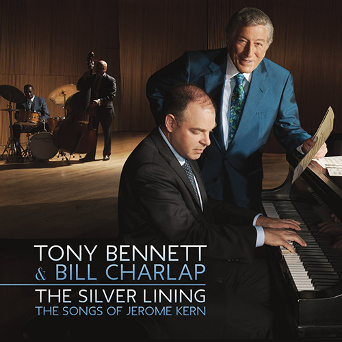 Tony Bennett & Bill Charlap. The Silver Lining The Songs Of Jerome Kern (2 LP) the silver chair
