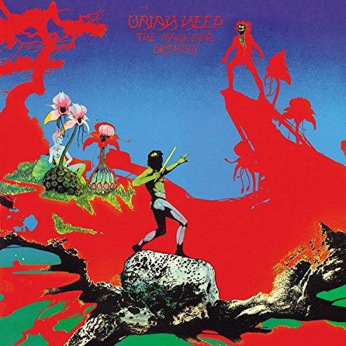 Uriah Heep. Magicians Birthday (LP)Представляем вашему вниманию альбом Uriah Heep. Magicians Birthday &amp;ndash; пятый студийный альбом британской рок-группы Uriah Heep, записанный группой с продюсером Джерри Броном и выпущенный лейблом Bronze Records в ноябре 1972 года.<br>