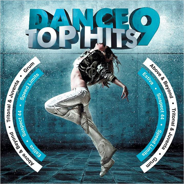 Сборник. Dance Top Hits. Vol. 9 (2 CD)