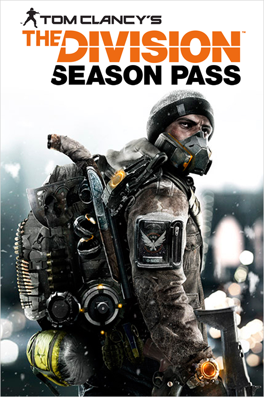 Tom Clancy's The Division. Season Pass (Цифровая версия)