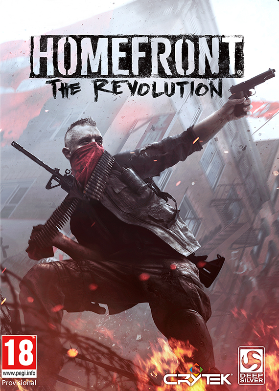 Homefront: The Revolution (Цифровая версия) игра для pc медиа homefront the revolution