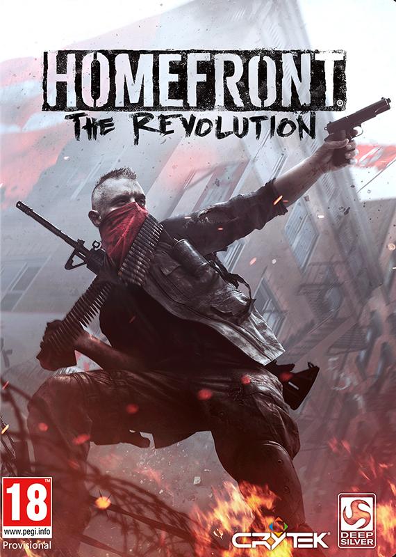 Homefront: The Revolution (Цифровая версия)Homefront: The Revolution – это шутер от первого лица, в котором вы должны возглавить силы Сопротивления в партизанской войне против превосходящих сил противника.<br>