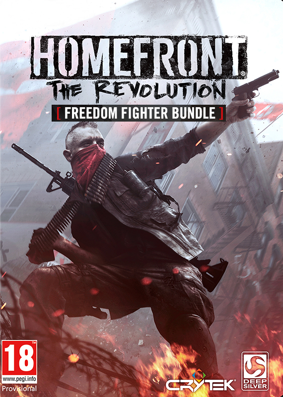 Homefront: The Revolution. Freedom Fighter Bundle (Цифровая версия) игра для ps4 homefront the revolution