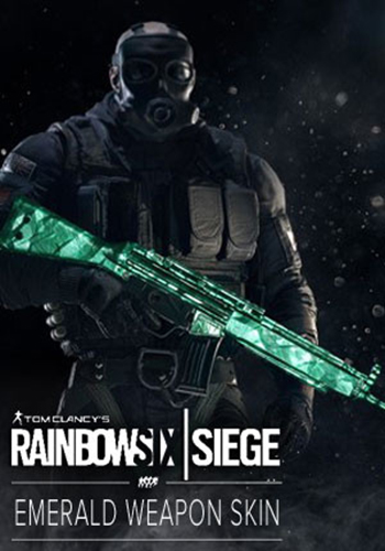Tom Clancy's Rainbow Six: Осада. Emerald. Дополнительные материалы