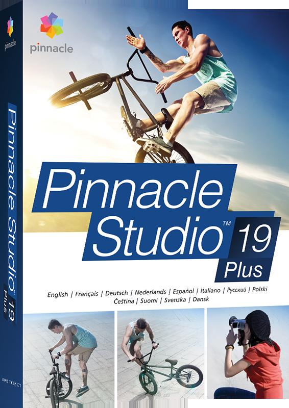 Pinnacle Studio 19 Plus (Цифровая версия)Редактор  Pinnacle Studio 19 Plus поддерживает одновременную работу над видеорядами с четырёх камер: монтаж, добавление переходов, синхронизацию звуковой дорожки с помощью функции Audio Syncing. Новый инструмент Audio Ducking позволит создавать звуковое сопровождение профессионального качества.<br>