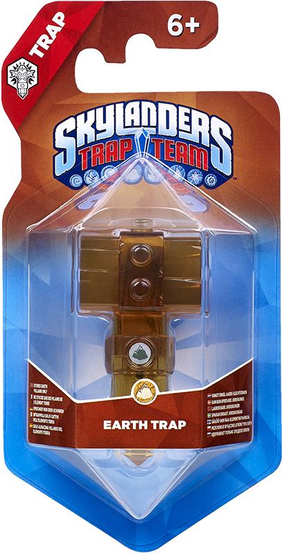Skylanders Trap Team. Ловушка (стихия Earth)Станьте еще более непобедимым в игре Skylanders Trap Team c ловушкой – стихия Earth!<br>