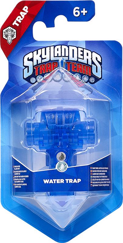 Skylanders Trap Team. Ловушка (стихия Water)Станьте еще более непобедимым в игре Skylanders Trap Team c ловушкой – стихия Water!<br>