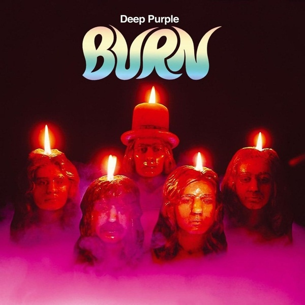 Deep Purple. Burn (LP) purple rain lp cd