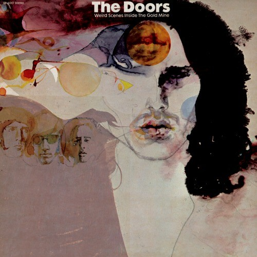 The Doors. Weird Scenes Inside The Gold Mine (2 LP) cd диск the doors when you re strange a film about the doors songs from the motion picture 1 cd