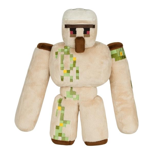 Мягкая игрушка Minecraft. Iron Golem Big (35 см)
