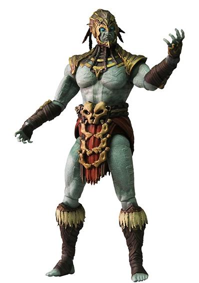 Фигурка Mortal Kombat X. Kotal Kahn (15 см)Представляем вашему вниманию фигурку Mortal Kombat X. Kotal Kahn, созданную по мотивам популярной игры Mortal Kombat X.<br>