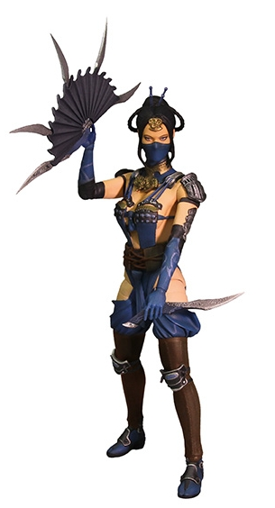 Фигурка Mortal Kombat X. Kitana (15 см)Представляем вашему вниманию фигурку Mortal Kombat X. Kitana, созданную по мотивам популярной игры Mortal Kombat X.<br>