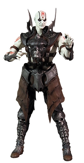 Фигурка Mortal Kombat X. Quan Chi (15 см)Представляем вашему вниманию фигурку Mortal Kombat X. Quan Chi, созданную по мотивам популярной игры Mortal Kombat X.<br>