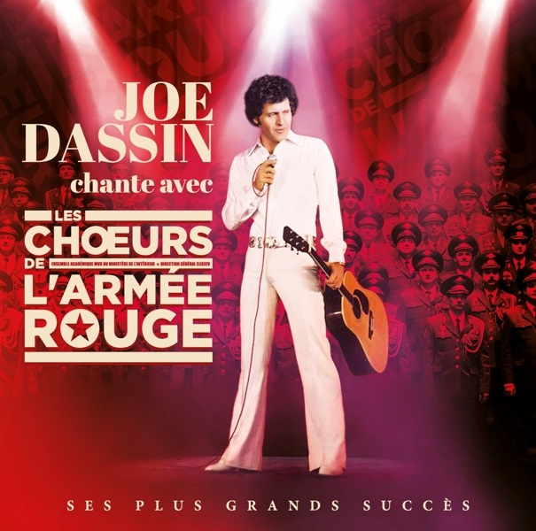 Joe Dassin: Joe Dassin Chante Avec Les Choeurs De L'Armee Rouge (CD) joe dassin eternel cd