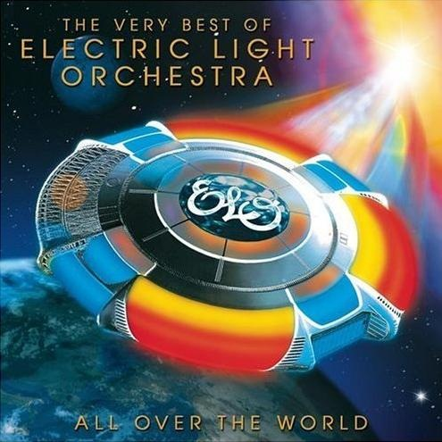 Electric Light Orchestra: All Over The World – The Very Best Of (CD) all wet cd