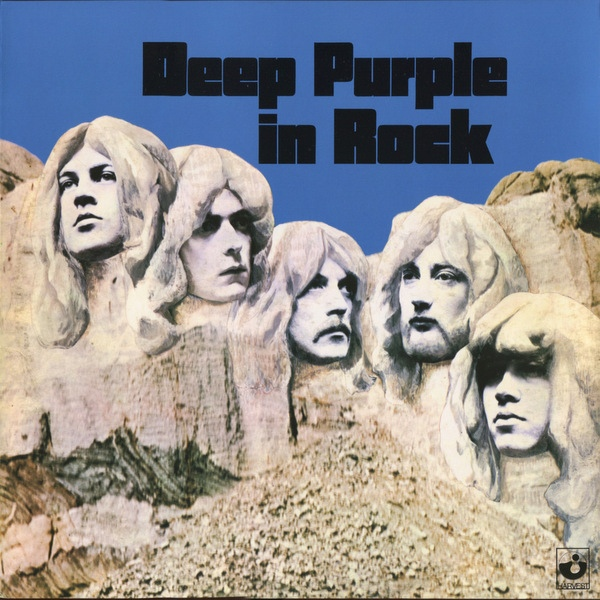 Deep Purple. In Rock (LP) бинокль bushnell powerview roof 8–16x40