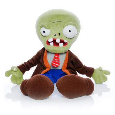 Мягкая игрушка Plants vs Zombies: Зомби (25 см)