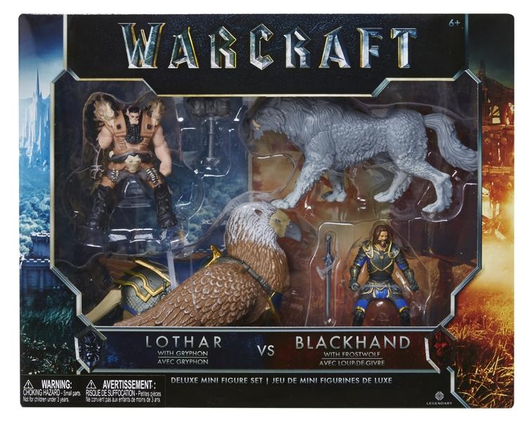 Набор фигурок Warcraft. Battle. 4 в 1 cd key battle net warcraft
