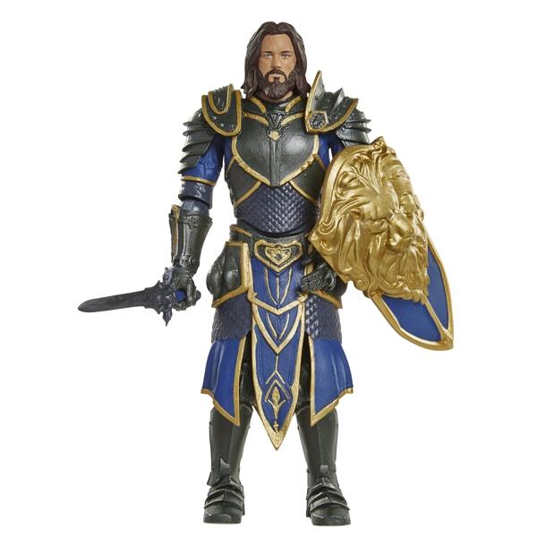 Фигурка Warcraft. Lothar (16 см)Высокодетализированная фигурки Warcraft. Lothar будет по достоинству оценена поклонниками и коллекционерами. Линейка товаров приурочена к премьере громкого летнего блокбастера от режиссера Дункана Джонса «Варкрафт».<br>