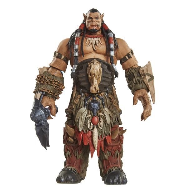 Фигурка Warcraft. Durotan (16 см)Высокодетализированная фигурки Warcraft. Durotan будет по достоинству оценена поклонниками и коллекционерами. Линейка товаров приурочена к премьере громкого летнего блокбастера от режиссера Дункана Джонса «Варкрафт».<br>