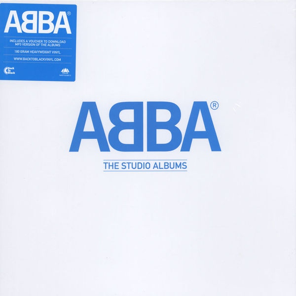 ABBA. The Studio Albums (8 LP) abba the studio albums 8 lp