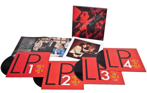 Tony Bennett &amp; Bill Evans. The Complete Recordings (4 LP)Представляем вашему вниманию издание Tony Bennett &amp;amp; Bill Evans. The Complete Recordings, совместная компиляция певца Тони Беннетта и пианиста Билла Эванса.<br>