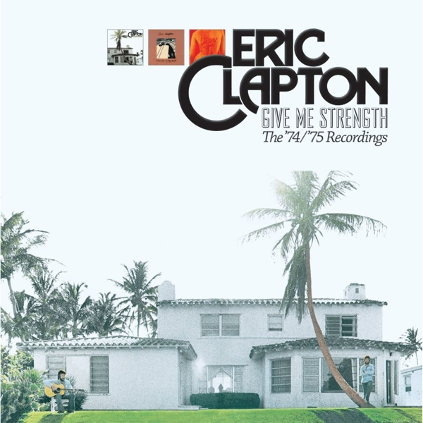 Eric Clapton. Give Me Strength (3 LP) eric clapton eric clapton slowhand at 70 live at the royal albert hall 3 lp dvd