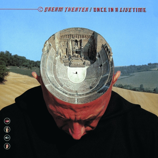 Dream Theater. Once In A Livetime (4 LP) dream theater dream theater train of thought lp