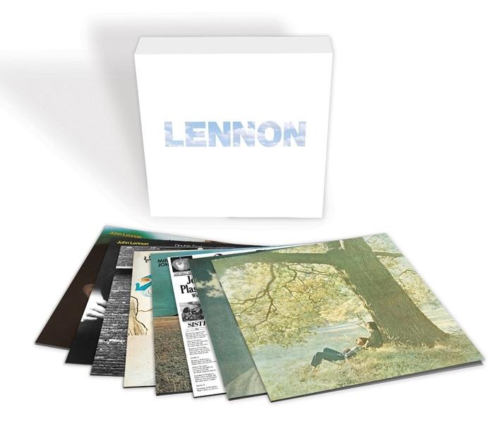 John Lennon. Lennon (9 LP)Представляем вашему вниманию издание John Lennon. Lennon, в котором собраны альбомы Джона Леннона, изданные с 1970 по 1984 год.<br>