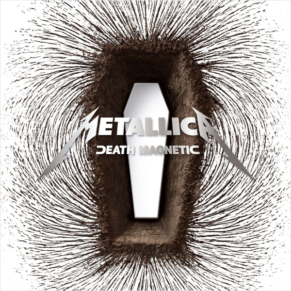 Metallica. Death Magnetic (2 LP) metallica quebec magnetic 2 dvd