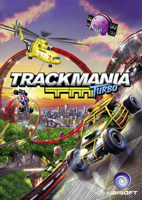 цена Trackmania Turbo [PC, Цифровая версия] (Цифровая версия)