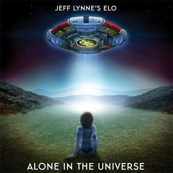 Electric Light Orchestra. Jeff Lynne's ELO. Alone in the Universe (LP) виниловая пластинка elo jeff lynnes elo alone in the universe