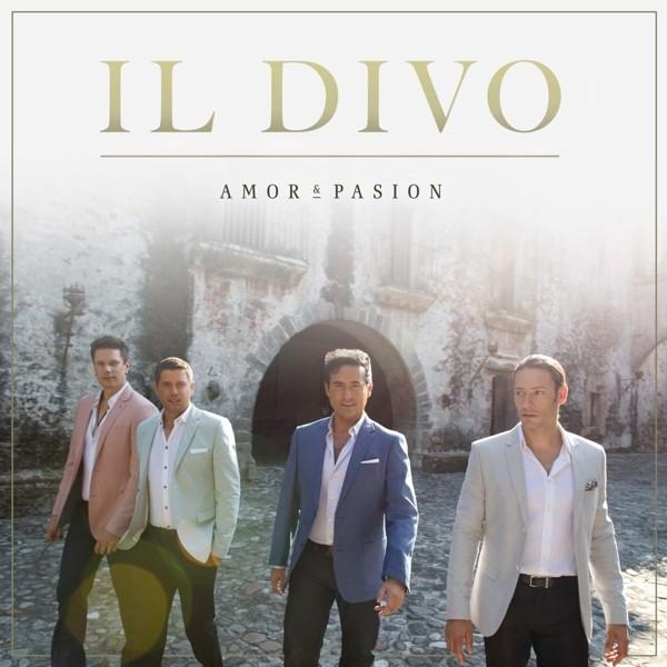 Il Divo: Amor &amp; Pasion (CD)Представляем вашему вниманию альбом Il Divo. Amor &amp;amp; Pasion, долгожданный новый альбом лучшей кроссовер-группы в классической музыке.<br>
