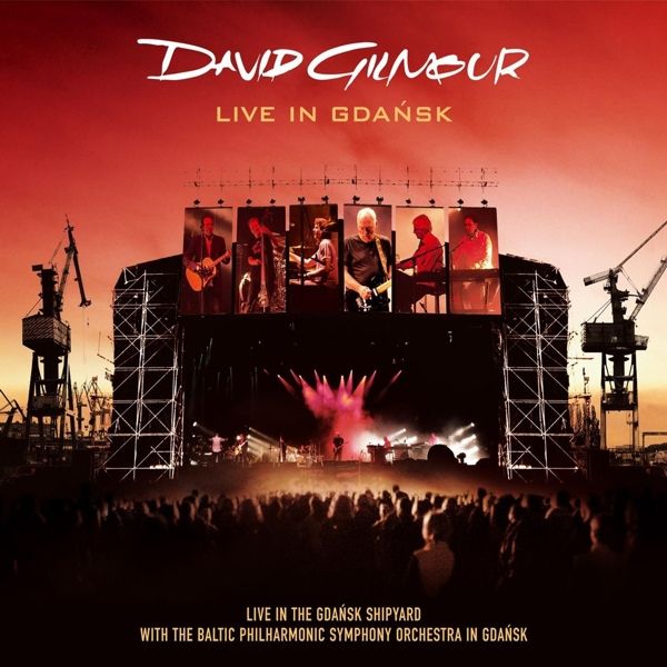 David Gilmour: Live In Gdansk (2 CD) magnum live in concert