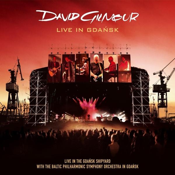 David Gilmour. Live In Gdansk (2 CD)
