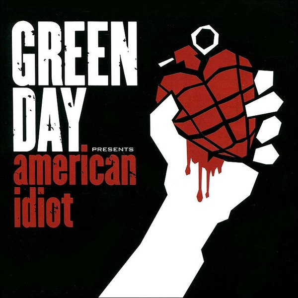 Green Day: American Idiot (CD) cd green day ¡dos