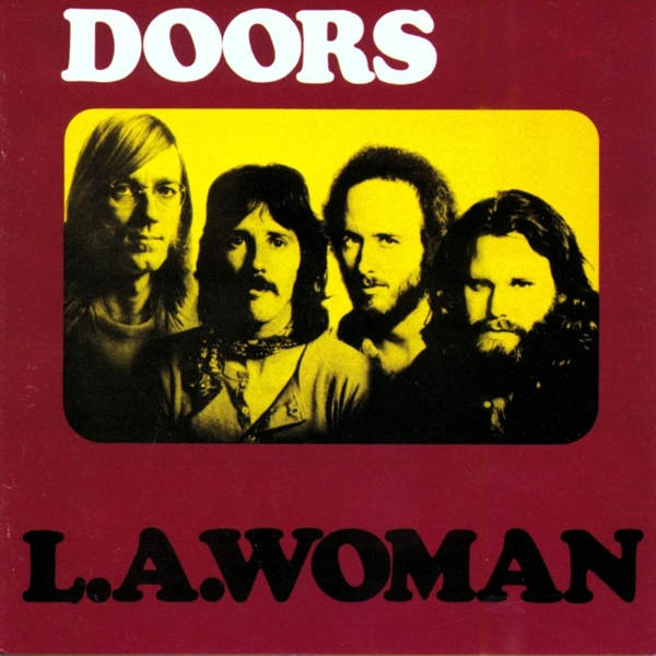 The Doors: LA Woman (CD) cd the doors the singles