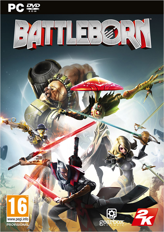 Battleborn [PC]В новом шутере Battleborn от создателей Borderlands банда безбашенных героев пытается защитить последнюю звезду во Вселенной от таинственных злых сил.<br>