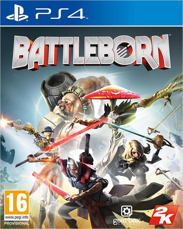 Battleborn [PS4]В новом шутере Battleborn от создателей Borderlands банда безбашенных героев пытается защитить последнюю звезду во Вселенной от таинственных злых сил.<br>