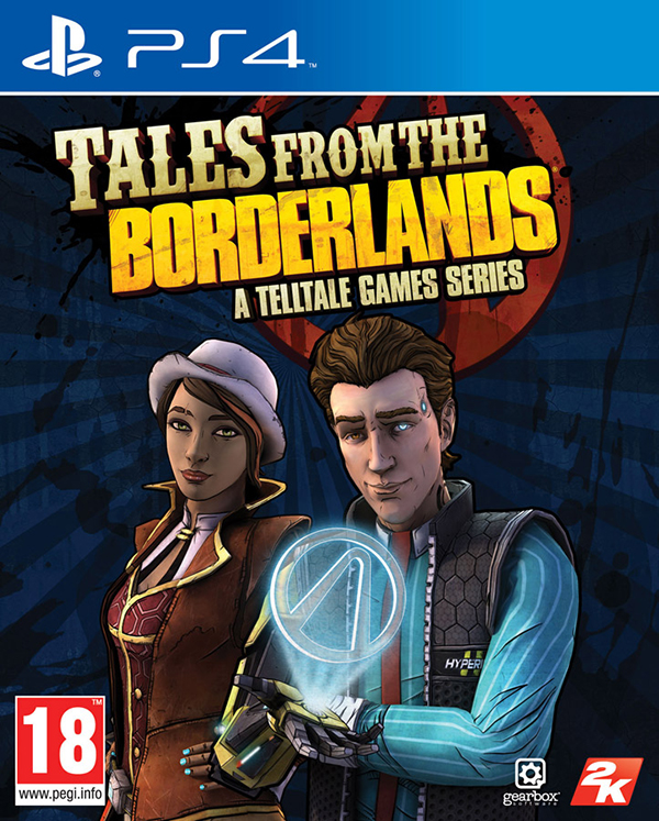 Tales from the Borderlands [PS4] tales from the boom–boom room