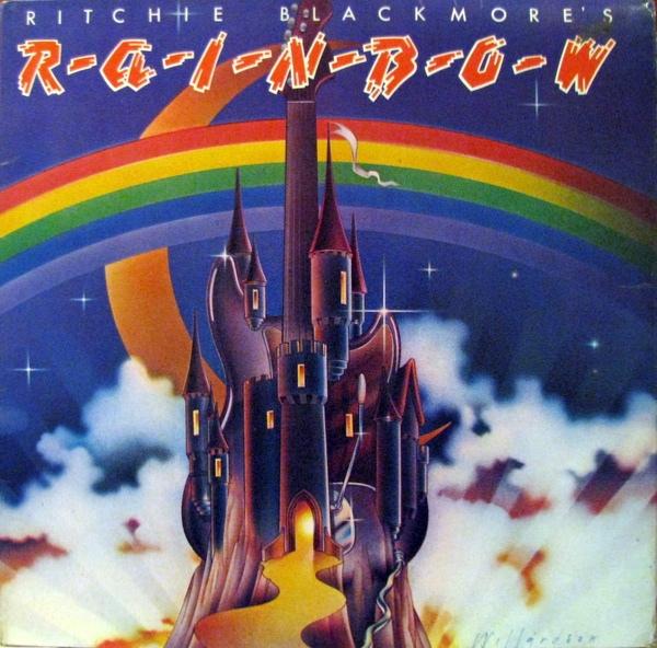 Rainbow. Ritchie Blackmore's Rainbow (LP)