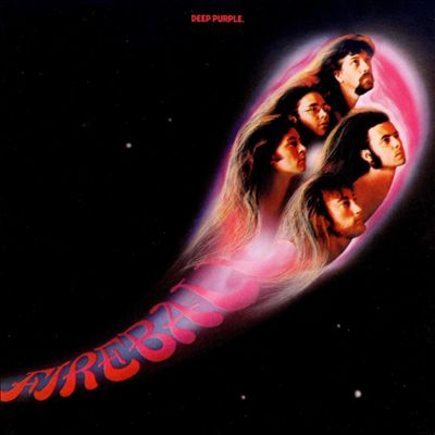 Deep Purple. Fireball (LP) purple rain lp cd