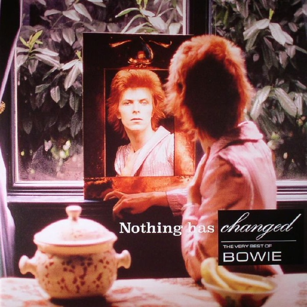 David Bowie. Nothing Has Changed. The Very Best Of Bowie (2 LP) david bowie david bowie ziggy stardust and the spiders from mars the motion picture soundtrack 2 lp 180 gr