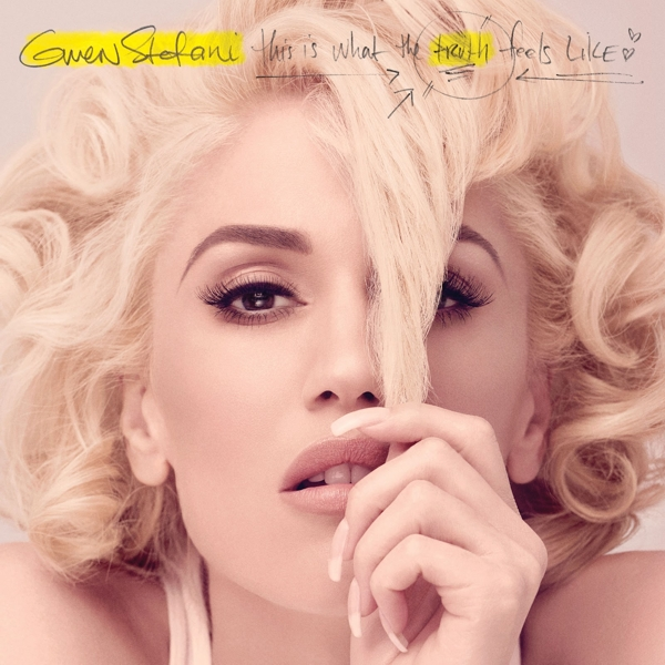 Gwen Stefani: This Is What the Truth Feels Like (CD) michael jacksons this is it cd